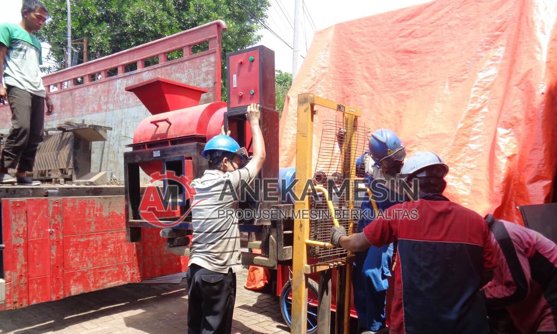 pengiriman-mesin-pengolah-sampah-lombok-ke-aneka-mesin