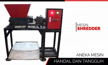 MESIN SHREDDER