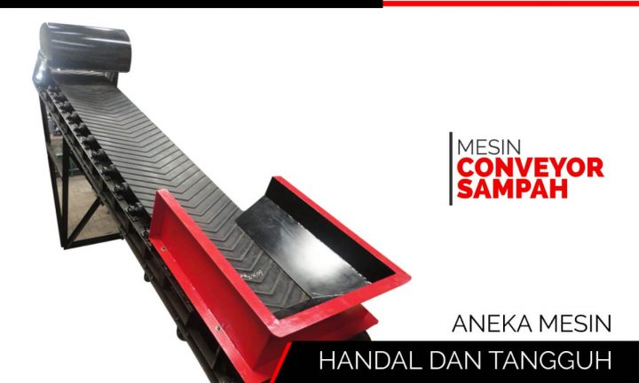 mesin-conveyor-sampah