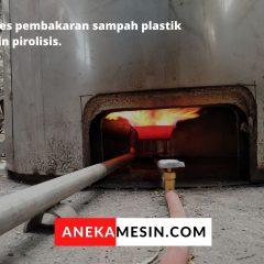 Pengolahan Limbah Plastik Menjadi Bahan Bakar